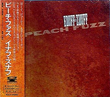 Peach Fuzz Cover