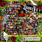 Donnie Vie New Album『Beautiful Things』ダウンロードできます 2018.11.16